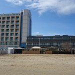  Hotel Excelsior view from the beach
