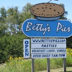 Watch for Betty's just east of Two Harbors toward Grand Mariais