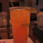 A Blood Orange Magarita