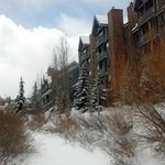  River Mountain Lodge (east face), Breck