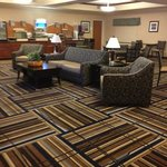 Holiday Inn Express Hotel & Suites Mount Airy South resmi