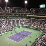 free shuttle to tennis stadium