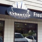 The Urban Cup Cafe