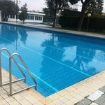                    Piscina termale olimpica