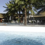  Piscine et accs buffet / bar /salle massage