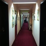 Corridor at our floor