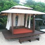  Gazebo de praia