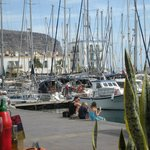                    Puerto del Morgan marina