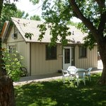 Photo de Comfi Cottages of Flagstaff
