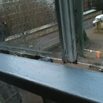 dangerous gap in window 2