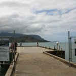Hanalei Pier March 2013.