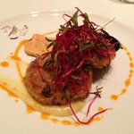 Crab Cakes at Le Leche PVR