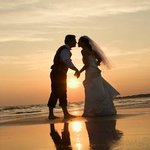 Romantic Tybee Island Wedding at Ocean Plaza Beach Resort