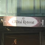 Crystal Retreat is on the 4th Floor