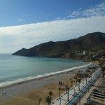                                      Panormica de la playa del Albir