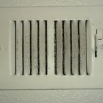 Filthy Bathroom Vent