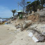                    Beach close near Hotel Manary Praia Hotel