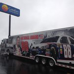  Beaver Comfort inn Dale Jr. Nascar