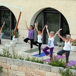                    Exotic Yoga Retreat at Masseria Le Fabriche!