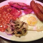 Full Irish Breakfast minus the Black & White Puddings!