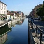Navigli Canal - outside