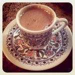                    Amazing Turkish coffee