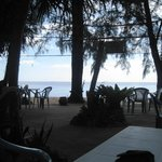 Outdoor Dining with View of the Andaman Sea