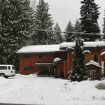 Foto de Cedar Springs Bed and Breakfast Lodge