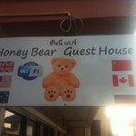Foto van Honey Bear Guesthouse