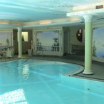 Leading Family Hotel & Resort Alpenrose - Pool