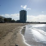                    La spiaggia di Arrecife