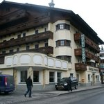 Hotel Tyrol from the South