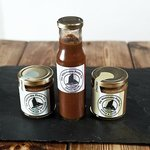 Excellent Sauces & Chutneys to enjoy @ home