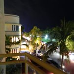                    Ocean Drive view!