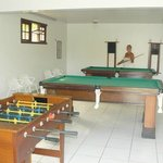                    sala de juegos