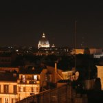St Peters, from the roof top terrace