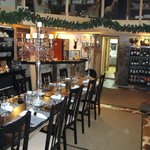 Dining Room, Bar, Small Wine Rack & Gallery