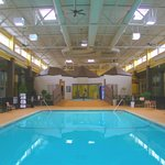 Heated Indoor Pool & Whirl Pool