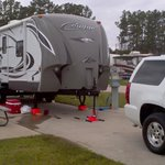 Northshore RV Resort on Lake Livingston