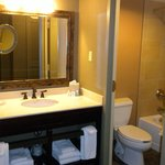                    Bathroom--Room 318