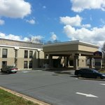 BEST WESTERN Albemarle Inn