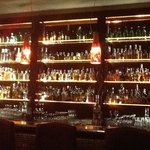                    theres a huge selection in the bar as you can see!