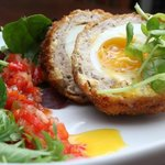  Scotch Eggs - Lunch/Evening Menu