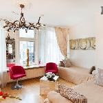 Living are la vie en rose apartment 1