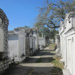  A city of the dead.  Still in use!  Burials are above ground and are &quot;vertical&quot;.