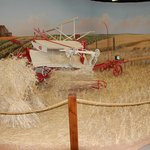 Grain Binder Display