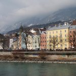                    Innsbruck by the river