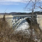 New Croton Dam  - March 2013