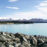 Lake Pukaki Vista for Mt Cook/Aoraki