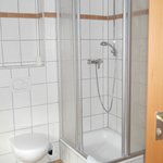                    Bathroom /shower for quad room, very spacious